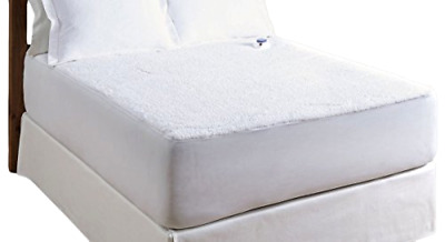 Luxurious Sherpa Top Low Voltage Electric Heated Mattress Pad