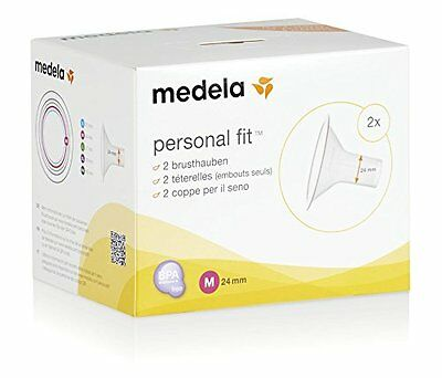Medela PersonalFit 2 Breast Shield x2  Medium, 24 mm