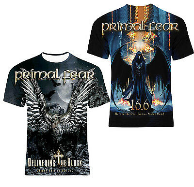 Primal Fear   T-Shirt Men  All Over Print