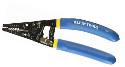 Klein Tools 11055 Wire Stripper and Cutter for 10-18 AWG Solid Wire and 12-20 AW