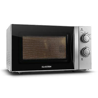 700W Klarstein Mywave Electric Microwave Oven 20L With Timer