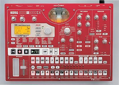 Korg Electribe Sample CD - Korg, Akai MPC, Cubase, Logic, Ableton