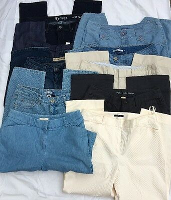 Women's 10LOT Capri/Shorts/Pants Sz 10