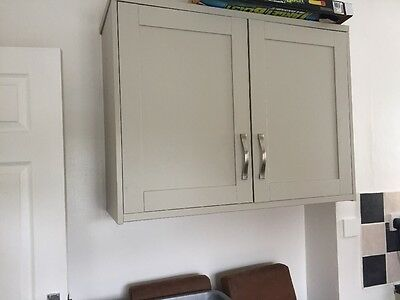 Howdens Shaker Style Kitchen With Appliances