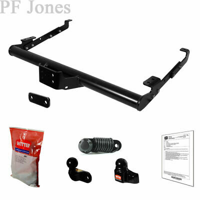 Witter Towbar for Renault Trafic Traffic Van 2001-2014 - Flange Tow Bar