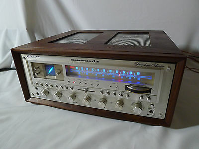 CABINET ONLY Marantz 2500 2600 reciever Custom made CABINET ONLY