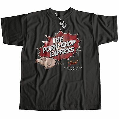 Pork Chop Express T-Shirt 100% Premium Cotton Big Trouble In Little China