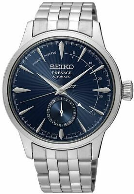 buy popular 161b6 04a9f SEIKO PRESAGE COCKTAIL Time Automatic Power Reserve Steel SSA341J1 SSA347J1