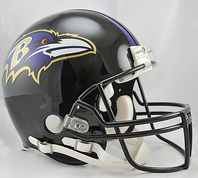 20dbe3a841c BALTIMORE RAVENS -RIDDELL Full-Size Speed Authentic Helmet -  224.99 ...