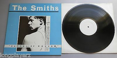 The Smiths - Hatful Of Hollow UK 1984 Rough Trade Test Press LP Mis-print Cover