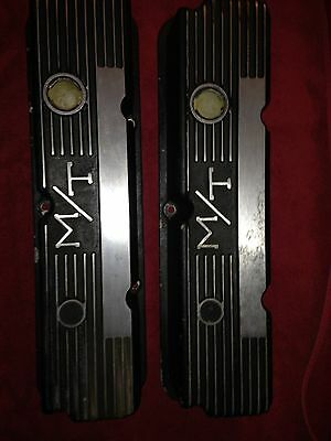 Mickey Thompson M/T Ford Big Block Valve Covers