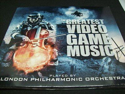 LONDON PHILHARMONIC - Greatest Video Game Music [New CD] - $16 01
