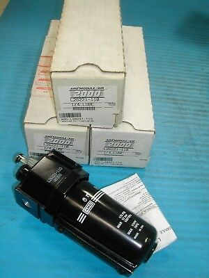 Lot of 3 ARO Air Lubricator L26221-110 0295 175 PSI 12 Bar New In Box M8