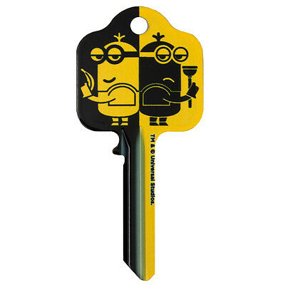 Despicable Me 3 Minion Spy UL2 Universal Key Blank