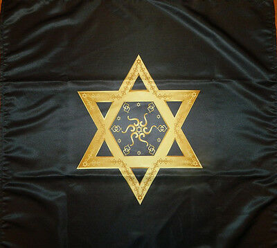 Altar covers the Star of David