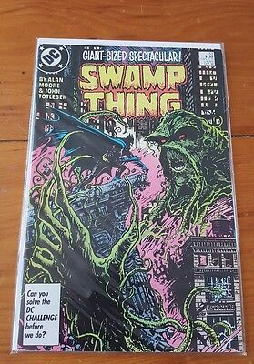 Swamp Thing 53 1986 Near Mint