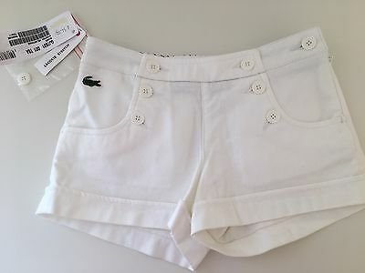 lacoste shorts 6 years