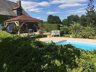 18 century house (longere) for sale, Brittany, France fully renovated!!