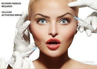 Filler & Collagen Booster Serum With Argireline Hyaluronic Acid Matrixyl 3000