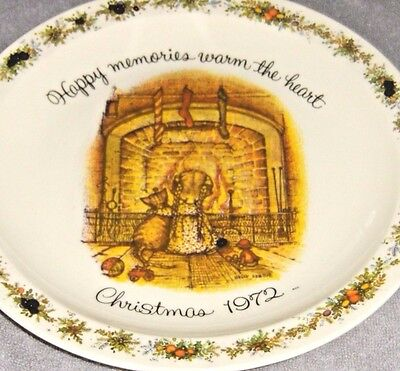 Items similar to 1972 holly hobbie commemorative edition christmas.