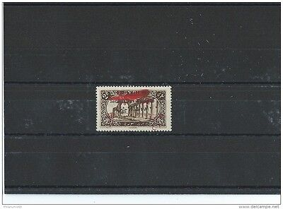 Lot : 072017/303 - Syrie 1926 - Yt Pa N° 35 Neuf Avec Charniere * (Mlh) Gomme D'