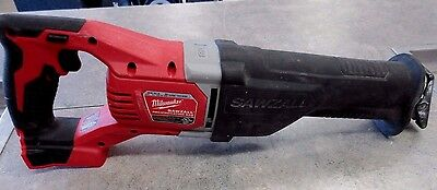 Milwaukee 18 Volt 18V M18 Cordless Reciprocating Sawzall Saw 2621-20 Tool-Only