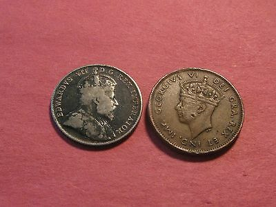 1903 Dime and 1942 Penny from Newfoundland (UNGRADED-YOU DECIDE)
