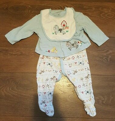baby boy clothes 0-3 months set