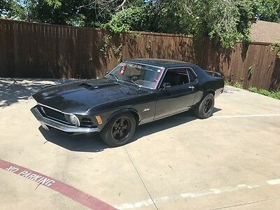 1970 Ford Mustang 351 Cleveland 1970 ford mustang w/351c BEAST