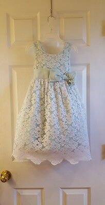 Girls boutique Chasing Fireflies princess Diana  wedding party pageant  dress 6