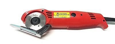 Eastman Chickadee II D2 Rotary Handheld Electric Fabric Cutter - EXCELLENT