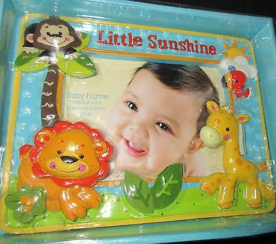 Fisher Price Precious Planet Little Sunshine Baby Frame 2010