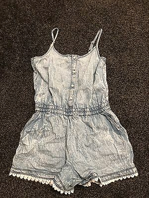 Girls Playsuit Age 8-9 Candy Couture