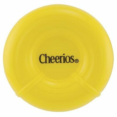 Cheerios Snack Container, Holds 1 Cup of Cereal