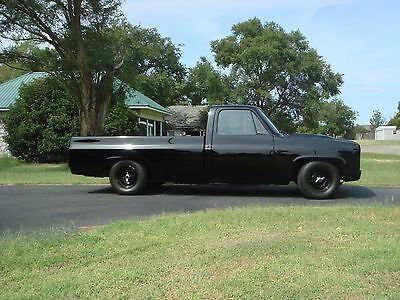 1976 Chevrolet Other Pickups  1976 Chevy Pick UP Totally Custom Bad Ass 455 Olds Motor