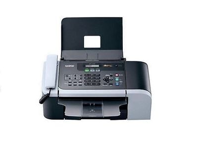 Brother MFC-3360C Fax Machine Telephone Manual And CD Pickup Toorak