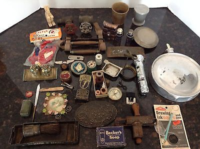 Antique Victorian & Mid Century Estate Lot