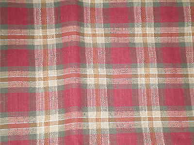 Longaberger Set of 2 Fabric Napkins - Orchard Park Plaid