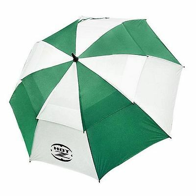 "Hot Z 62"" Golf Umbrella - DOUBLE CANOPY, WIND PROOF, MULTIPLE COLOURS, ON SALE!"
