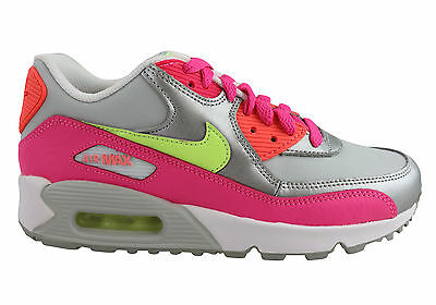 New Nike Air Max 90 Ltr (Gs) Older Kids Girls Sport Shoes