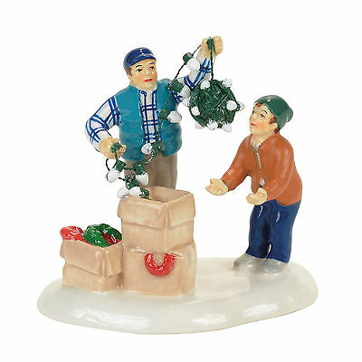 Dept 56 Christmas Griswold Clark & Rusty Continue Tradition New 2017 4058668