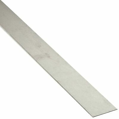 """O1 Tool Steel Sheet, Precision Ground, Annealed, 1/16"""" Thickness, 1"""" Width, 1..."""