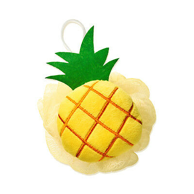 [ETUDE HOUSE] Tropical Pineapple Shower Ball - Best Korea Cosmetic