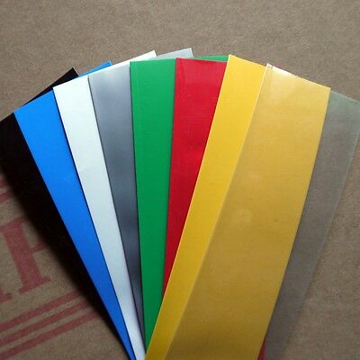 Battery Sleeve Φ20mm Flat Width 31mm PVC Heat Shrink Tubing Electrical Pack Wrap