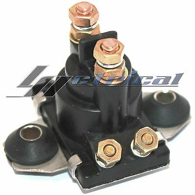 STARTER SWITCH SOLENOID RELAY Fits MERCURY MARINE 30HP 40HP OUTBOARD 1994-2006