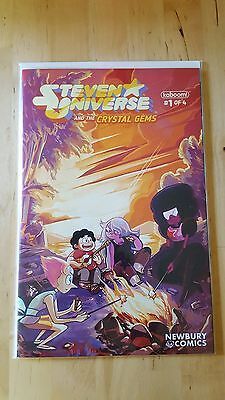 Steven Universe and the Crystal Gems #1 & 2 Comics