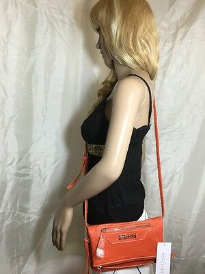 Women's Crossbody Messenger Handbag Clutch Bag New With Tags Kenneth Cole