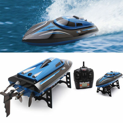 Auto Skytech H100 2.4GHz 4CH RC Racing Boat High Speed LCD Screen Radio Control