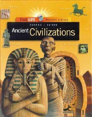 Ancient Civilizations: 3000 Bc-Ad 500 (Time-Life Student Library)