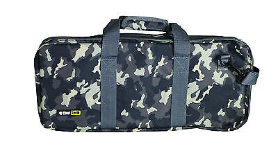 NEW ChefTech Knife Chef Roll Bag Fits 18 Pieces with Handles Camo 9.7013